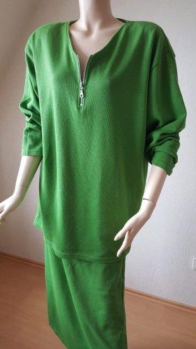 Grünes Set Rock Pulli L / XL