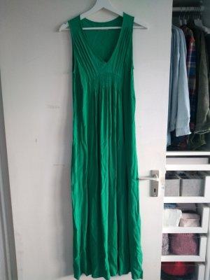 Acoté Vestido largo verde-verde bosque Viscosa