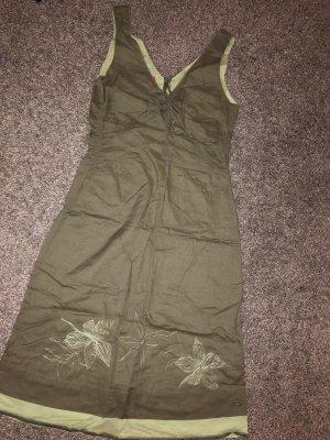 Esprit Letnia sukienka zielono-szary