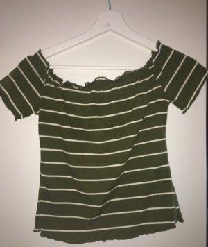 Grünes T- Shirt