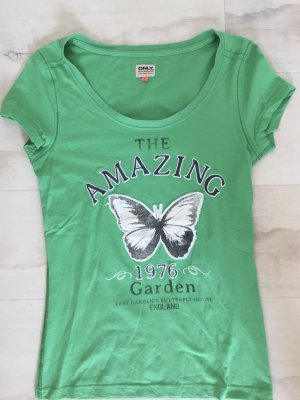Only T-shirt zielony
