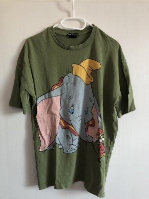 Grünes T-Shirt von Disney