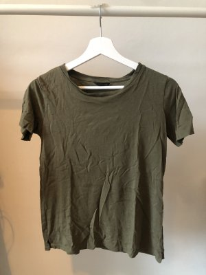 Grünes T-Shirt von TopShop