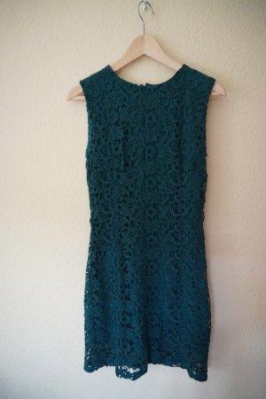 Grünes Vintage Kleid für Schicke Anlässe