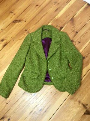 Grünes Woll-Jacket der Firma Boden