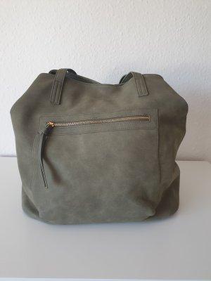 Accessoires Bolsa de hombro color oro-gris verdoso