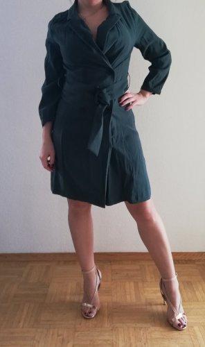 Grunes elegantes Kleid