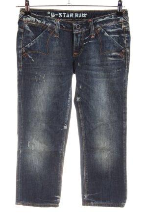 Gstar Jeans a 3/4 blu stile casual