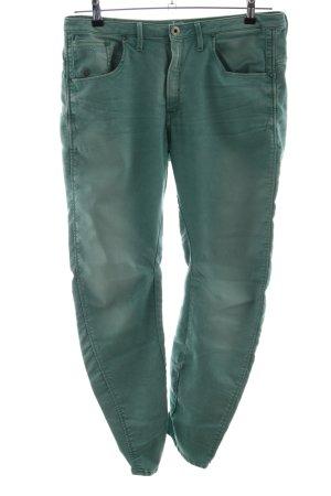 Gstar Pantalone largo verde stile casual
