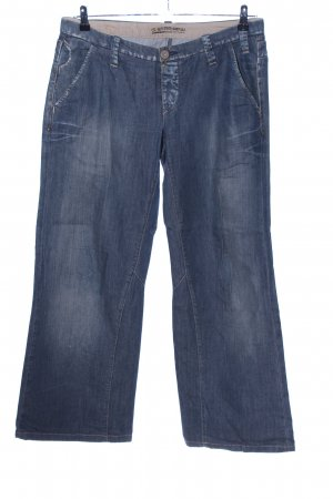 Gstar Baggy jeans blauw casual uitstraling