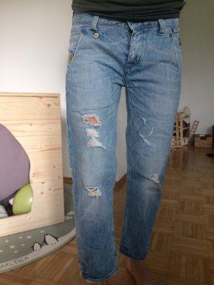Gstar Jeans boyfriend bleu azur