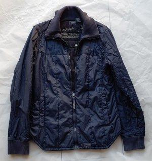 Gstar Damen Jacke , Gr.M , blau, tolles Design, NP 169€
