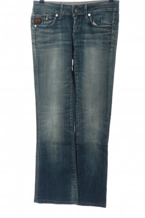 Gstar Low Rise Jeans blue casual look