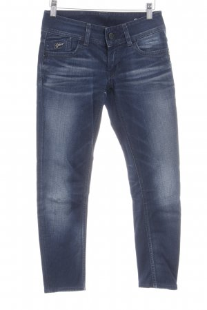 Gstar Low Rise jeans donkerblauw casual uitstraling