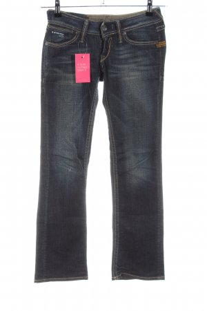 Gstar Low Rise jeans zwart casual uitstraling