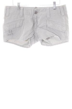 Gstar Low Rise jeans lichtgrijs atletische stijl
