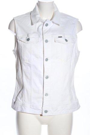 Gstar Smanicato jeans bianco stile casual
