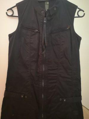 gstar kleid schwarz mini Kleid 36 s