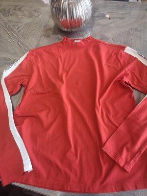Gstar oversized Langarm Shirt Rot Gr M