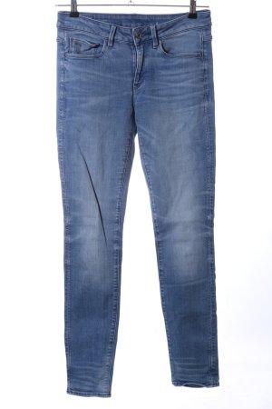 Gstar Jeans cigarette bleu style décontracté