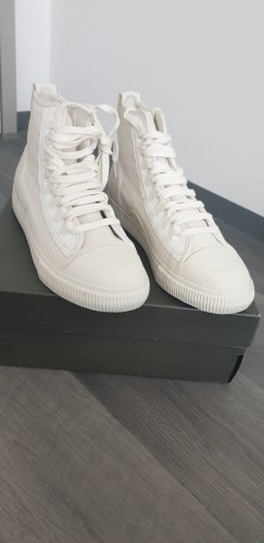 GSTAR Scuba II high top Sneaker weiß