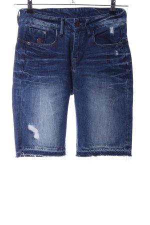 Gstar Shorts blau Casual-Look