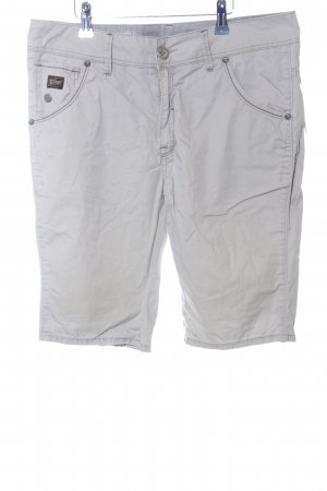 Gstar Shorts hellgrau Casual-Look
