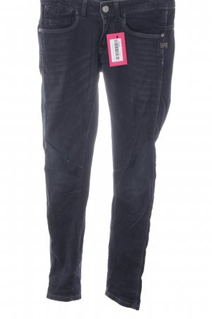 Gstar Skinny Jeans dunkelblau Jeans-Optik