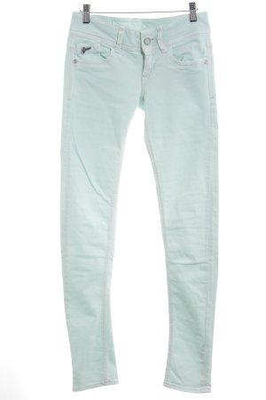 Gstar Skinny Jeans türkis Casual-Look