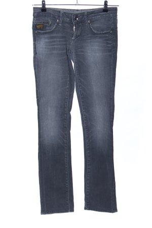 Gstar Jeans slim gris clair style décontracté