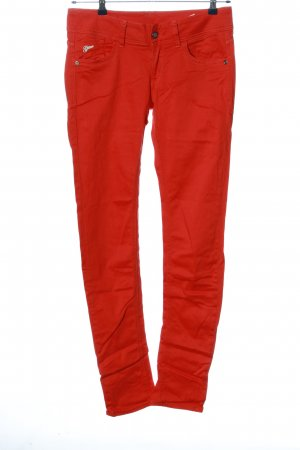 Gstar Stoffhose rot Casual-Look