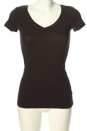 Gstar T-Shirt braun Casual-Look