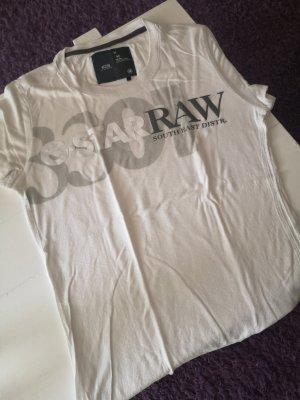 gstar t-shirt weiß 38 m