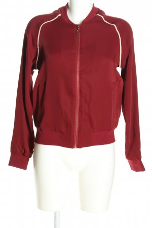 Gsus Blouson red casual look