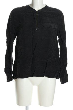 Gsus Shirt Blouse black casual look