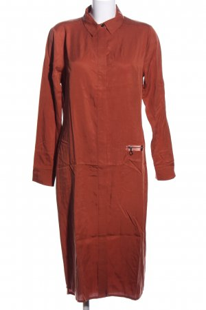 Gsus Midikleid rot Casual-Look