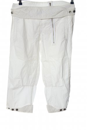 gsus sindustries 3/4 Length Trousers white casual look