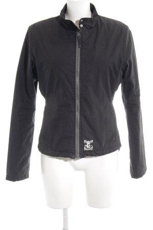 Gsus Between-Seasons Jacket grey-black