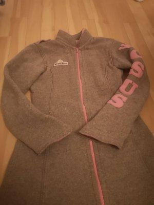 Gsus Wool Coat multicolored