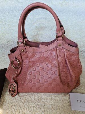 Gucci Schoudertas roze Leer