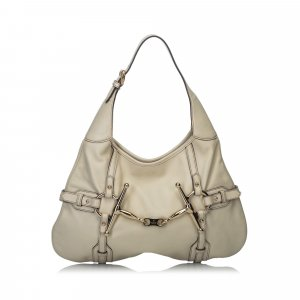 Gucci 85th Anniversary Leather Hobo Bag