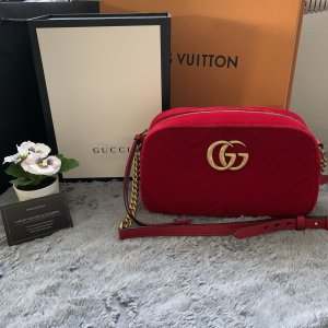 Gucci Mobile Phone Case red-gold-colored