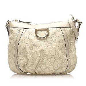 Gucci Abbey D-Ring Gucissima Crossbody Bag