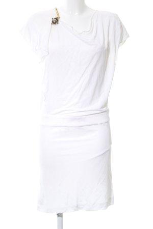 Gucci Abendkleid weiß Elegant