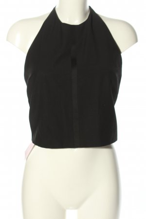 Gucci Blusa sin mangas negro look casual