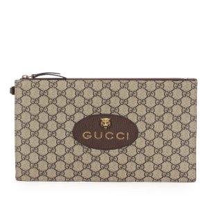 Gucci Clutch beige