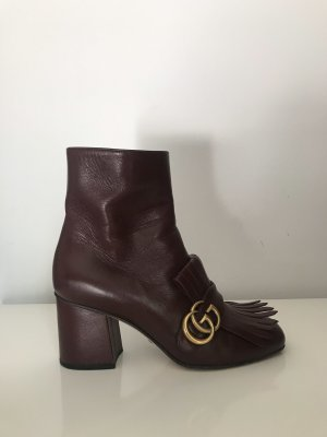 GUCCI Ankle Boot MARMONT