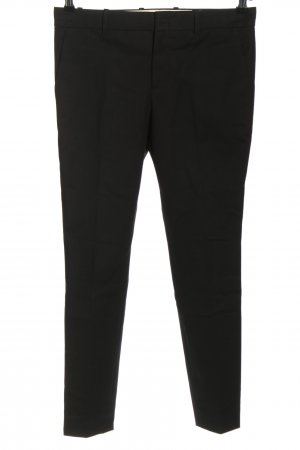 Gucci Pantalone da abito nero stile casual