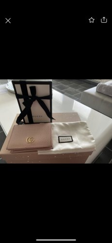 Gucci Wallet rose-gold-coloured