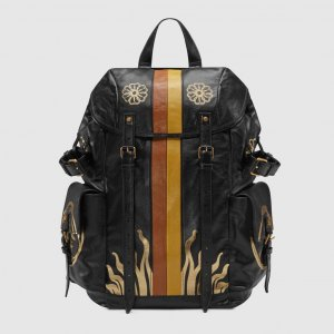 Gucci Laptop Backpack multicolored